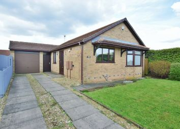 Thumbnail 3 bed bungalow for sale in Wolsey Way, Lincoln