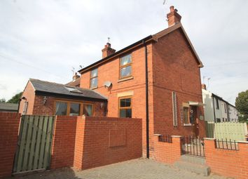Thumbnail 2 bed terraced house for sale in High Street, Austerfield, Doncaster