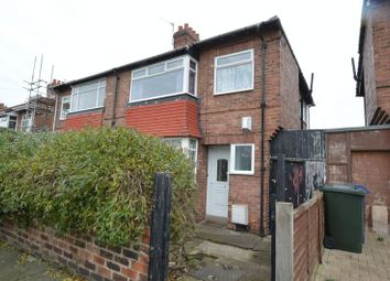 Thumbnail 3 bedroom semi-detached house for sale in Gowland Avenue, Fenham, Newcastle Upon Tyne