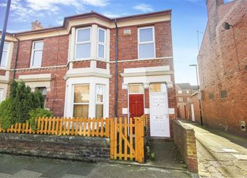 Thumbnail 3 bed flat for sale in Trevor Terrace, North Shields, Tyne And Wear