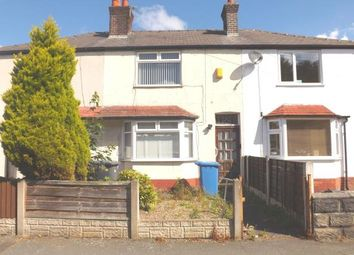 Thumbnail 2 bed terraced house for sale in East Avenue, Warrington, Cheshire