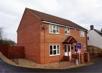 Thumbnail 4 bed detached house for sale in Old School Lane, Sleaford