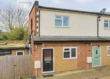 Thumbnail 1 bed end terrace house to rent in Ninedells Place, St Albans