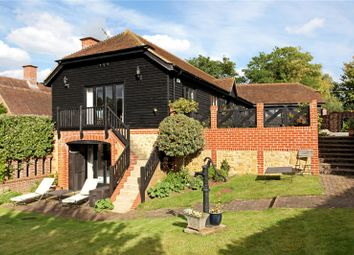 Thumbnail 4 bed detached house for sale in The Barns, Puttenham Lane, Shackleford, Godalming