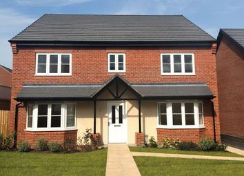 "Thumbnail 5 bedroom detached house for sale in ""The Winchester"" at Heron Way, Edleston, Nantwich"