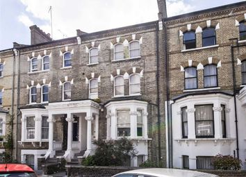 Thumbnail 4 bed flat to rent in Edith Road, London