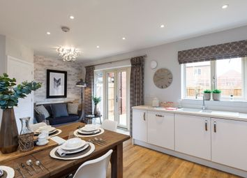 "Thumbnail 4 bed detached house for sale in ""The Bredon"" at Muggleton Road, Amesbury, Salisbury"