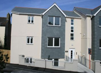 Thumbnail 1 bed flat to rent in Windsor Terrace, Falmouth