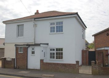 Thumbnail 3 bed semi-detached house for sale in Clayhall Road, Alverstoke, Gosport