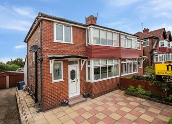 Thumbnail 3 bedroom semi-detached house for sale in Runnymeade, Swinton, Manchester