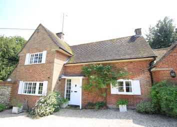 Thumbnail 3 bed detached house to rent in Church Lane, Easton, Winchester