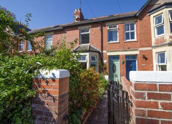 Thumbnail 4 bed terraced house for sale in Stanwell Road, Penarth