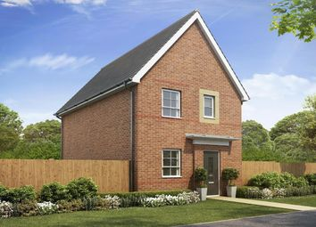 "Thumbnail 3 bed detached house for sale in ""Folkestone"" at Texan Close, Warton, Preston"