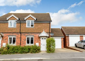 Thumbnail 2 bed semi-detached house to rent in Cygnus Grove, Wokingham