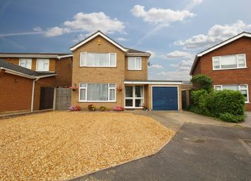 Thumbnail 3 bed detached house for sale in Malvern Close, Spalding