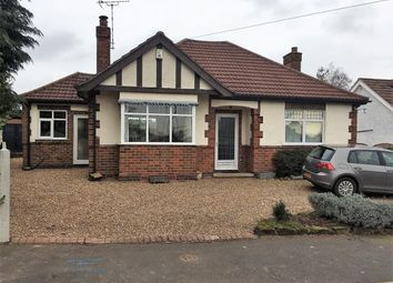 Thumbnail 2 bedroom bungalow to rent in Devonshire Avenue, Allestree