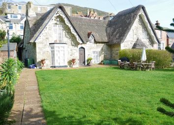 Thumbnail 3 bed semi-detached house for sale in Marlborough Road, Ventnor, Isle Of Wight.