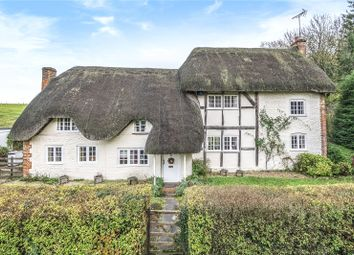 Thumbnail 5 bed detached house to rent in Little London, Andover, Hampshire