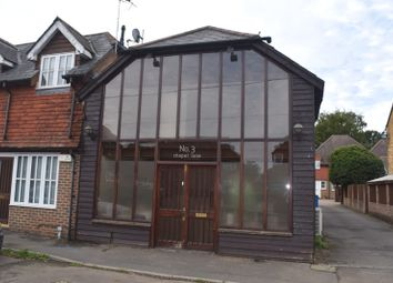 Chapel Lane, Milford GU8. Office for sale          Just added