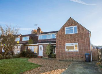 Thumbnail 4 bed end terrace house for sale in Vale Road, Haywards Heath
