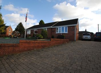 Thumbnail 3 bed detached bungalow for sale in Nantwich Road, Woore, Crewe
