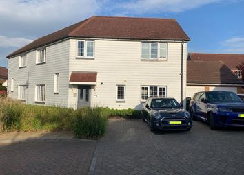 4 bed semi-detached house for sale in Hazen Road, Kings Hill, West Malling ME19