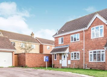 Thumbnail 3 bed semi-detached house to rent in Pinsent Avenue, Bromham, Bedford