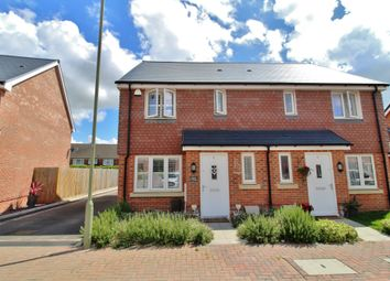 Thumbnail 3 bedroom semi-detached house for sale in Hirst Road, Portsmouth