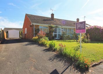 Thumbnail 2 bed semi-detached bungalow for sale in Poplar Road, Hereford