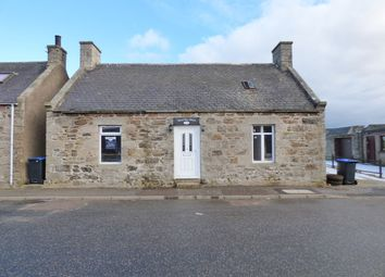 Thumbnail 2 bed cottage for sale in High Street, New Deer, Turriff