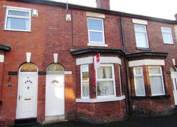 Thumbnail 2 bedroom terraced house for sale in Peterborough Street, Gorton, Manchester, Greater Manchester