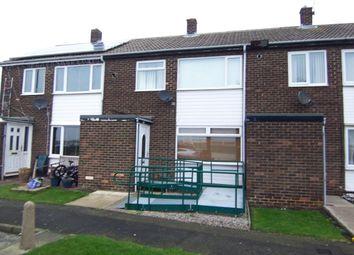 Thumbnail 2 bed terraced house for sale in Means Drive, Burradon, Cramlington