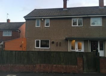 Thumbnail 3 bed semi-detached house for sale in Grassbanks, Gateshead, Tyne & Wear