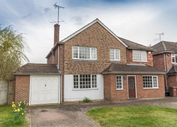Thumbnail 4 bed detached house for sale in Kilowna Close, Charvil, Reading