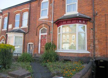 Thumbnail 1 bed flat to rent in Gillott Road, Edgbaston, Birmingham