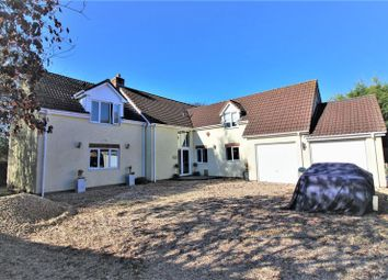 Thumbnail 5 bed detached house for sale in Winterhay Lane, Ilminster