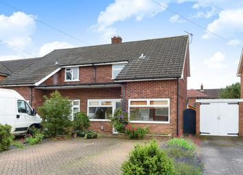 Thumbnail 3 bedroom semi-detached house for sale in Parsons Mead, North Abingdon