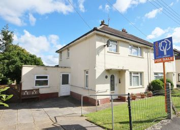 Thumbnail 3 bed semi-detached house for sale in Westfield Close, Backwell, Bristol