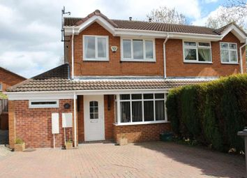 Thumbnail 3 bed semi-detached house for sale in Alnwick Grove, Newton Aycliffe