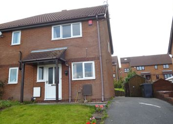 Thumbnail 2 bed semi-detached house to rent in Ibbetson Road, Churwell, Morley, Leeds