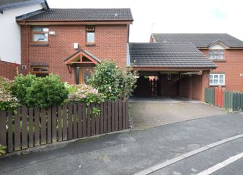 Thumbnail 3 bedroom semi-detached house for sale in Culmington Close, Manchester, Greater Manchester