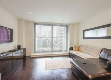 Thumbnail 1 bedroom flat to rent in East Tower, Canary Wharf, London