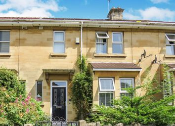 Thumbnail 4 bed terraced house for sale in Forester Avenue, Bath