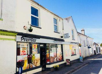 Thumbnail Retail premises for sale in Bere Alston, Devon