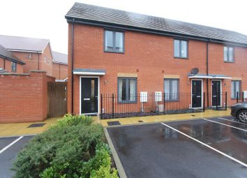 Thumbnail 2 bed end terrace house for sale in Mercator Close, Maybush, Southampton