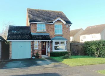 Thumbnail 3 bed detached house for sale in Willow Park Drive, Bishops Cleeve, Cheltenham