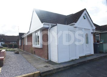 Thumbnail 1 bed bungalow to rent in Perth Close, Fearnhead, Warrington