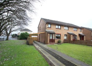 Thumbnail 3 bedroom end terrace house for sale in Colston Avenue, Colston, Glasgow, East Dunbartonshire
