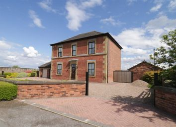 Thumbnail 4 bed detached house for sale in Common Road, Conisbrough, Doncaster