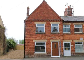 Thumbnail 2 bed end terrace house for sale in High Street, Corby Glen, Grantham